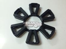 Picture of RUBBER OF REAR CHAINWHEEL JAWA 350