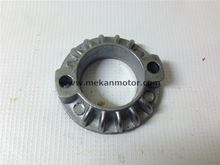 Picture of NUT FOR EXHAUST PIPE MINSK 125E