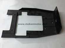 Picture of LOWER COVER OF TAIL LAMP HOLDER MINSK 125E