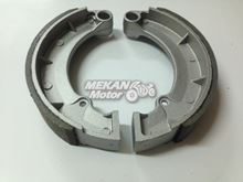 Picture of BRAKE LINING SPOKE TYPE MZ