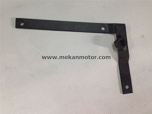 Picture of RIGHT HOLDER OF CONTROL PANEL MZ 125