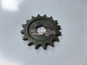 Picture of SPROCKET WHEEL AT GEARBOX 16T MZ 150