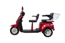 Picture of MONDİAL E-MON ASSİST DS ÜÇTEKERLİ ELEKTRİKLİ MOPED