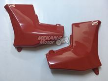 Picture of SIDE COVER SET 640 JAWA 350 STYLE