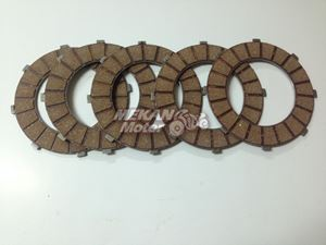Picture of CLUTCH PLATE SET SMALL BASKET TYPE 640 JAWA 350 STYLE