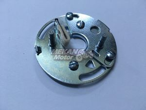 Picture of CONTACT BRAKER BASE PLATE JAWA 350