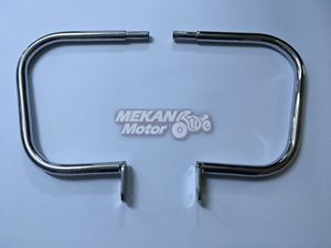 Picture of REAR HANDLE SET 640 JAWA 350 STYLE