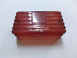 Picture of TAIL LAMP COVER OLD TYPE JAWA LASER
