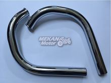 Picture of EXHAUST PIPE SET CEZET TYPE 472