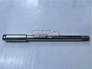 Picture of SHAFT OF FRONT WHEEL MZ