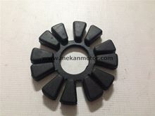 Picture of DAMPING RUBBER CASTING WHEEL MZ