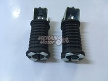 Picture of REAR FOOTREST COMPLETE SET JAWA 350