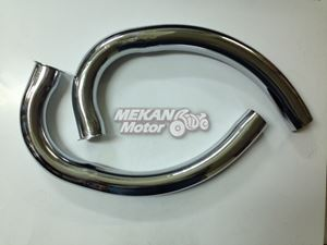 Picture of EXHAUST PIPE SET IZH PLANETA 3-4
