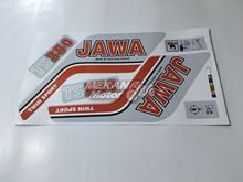 Picture of STICKER SET 638 JAWA 350