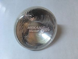 Picture of HEADLAMP REFLECTOR WITH GLASS IZH PLANETA 5