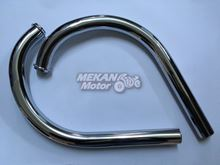 Picture of EXHAUST PIPE SET JAWA 250