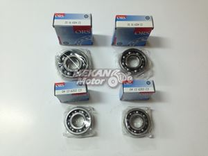 Picture of BEARING SET FOR GEARBOX MZ