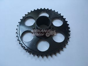 Picture of REAR CHAINWHEEL COMPLETE IZH PLANETA