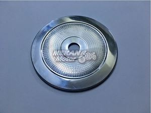 Picture of FRONT WHEEL DUST COVER ALU 638 JAWA 350 TS