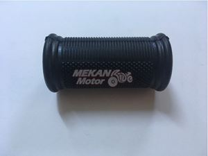 Picture of REAR FOOTREST RUBBER ORJ TYPE JAWA 250