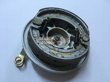 Picture of REAR BRAKE ANCHOR PLATE COMPLETE MINSK