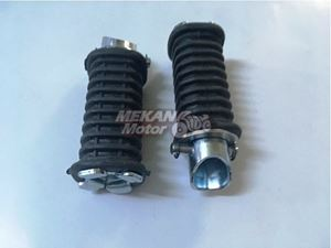 Picture of FRONT FOOTREST SET JAWA 350