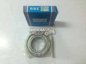 Picture of BEARING FOR LOWER GIRDER OF FRONT FORK 6006 MZ