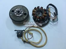 Picture of ALTERNATOR 12V ELECTRONIC NEW MODEL IZH PLANETA 5