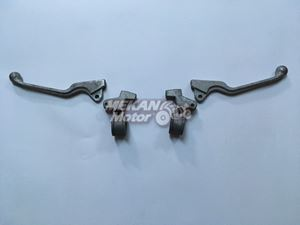 Picture of FRONT BRAKE AND CLUTCH LEVER HOLDER SET VOSKHOD COBA