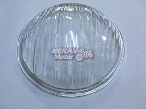 Picture of HEADLAMP GLASS ORJ MINSK