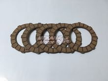 Picture of CLUTCH PLATE SET CZ 125