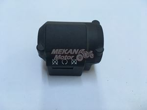 Picture of PLASTIC COVER SET FOR RIGHT CONTROL PANEL JAWA 350