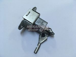 Picture of LOCK OF STEERING MINSK 125 E