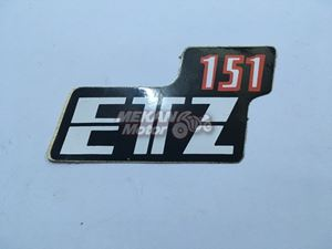 Picture of STICKER 150 ETZ MZ