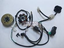 Picture of ELECTRONICAL IGNITION SET 12V  JAWA 250