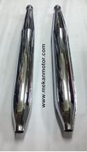 Picture of EXHAUST SILENCER SET JAWA 250